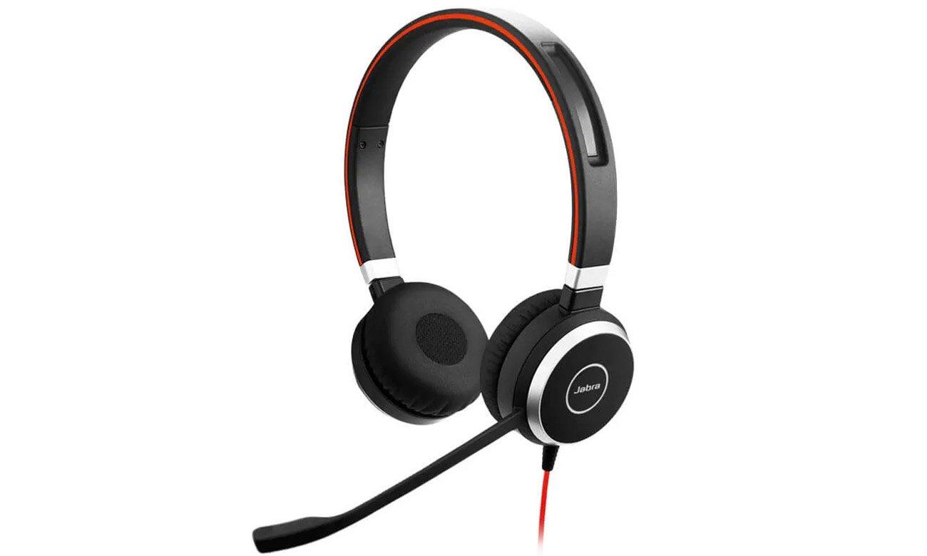 Zestaw słuchawkowy Jabra Evolve 40 Duo