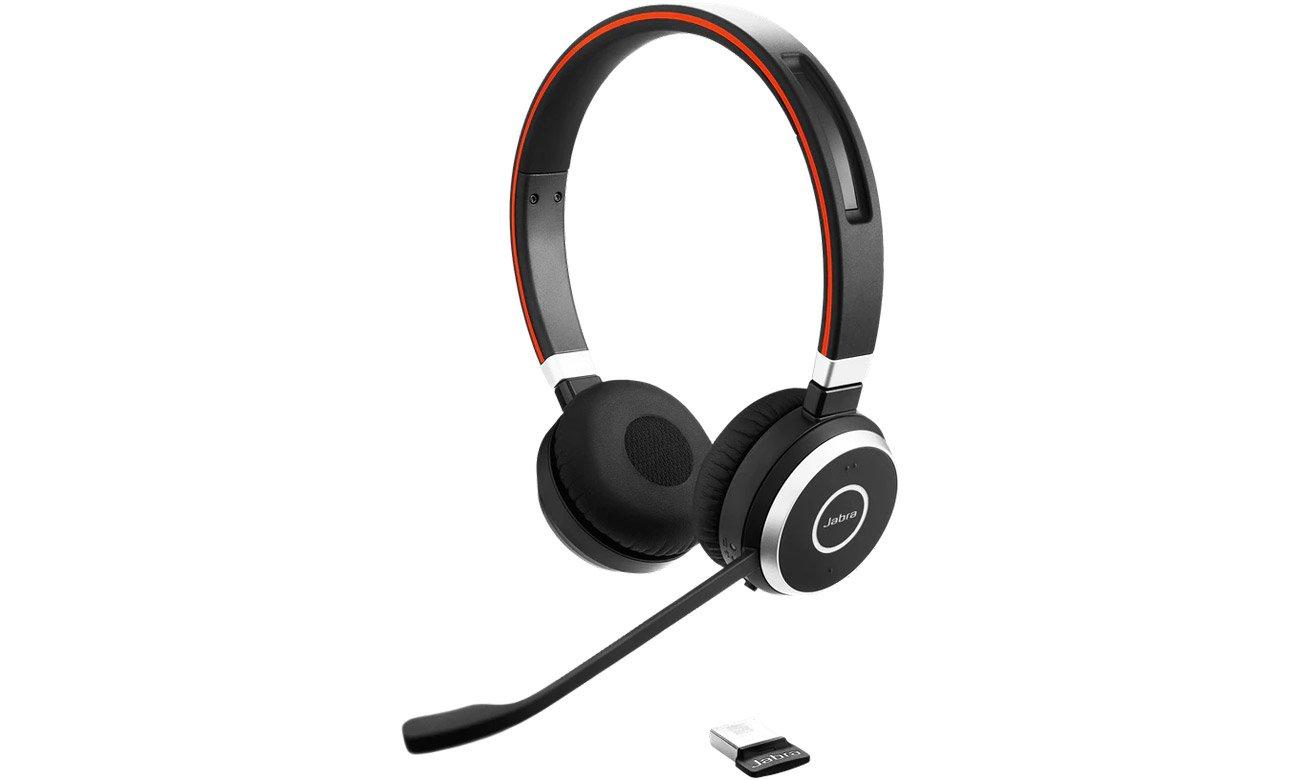 Zestaw słuchawkowy Jabra Evolve 65 Duo