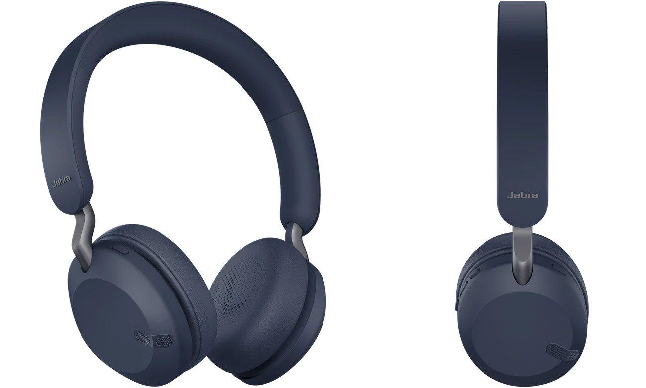 Słuchawki bezprzewodowe Jabra Elite 45h Granatowe