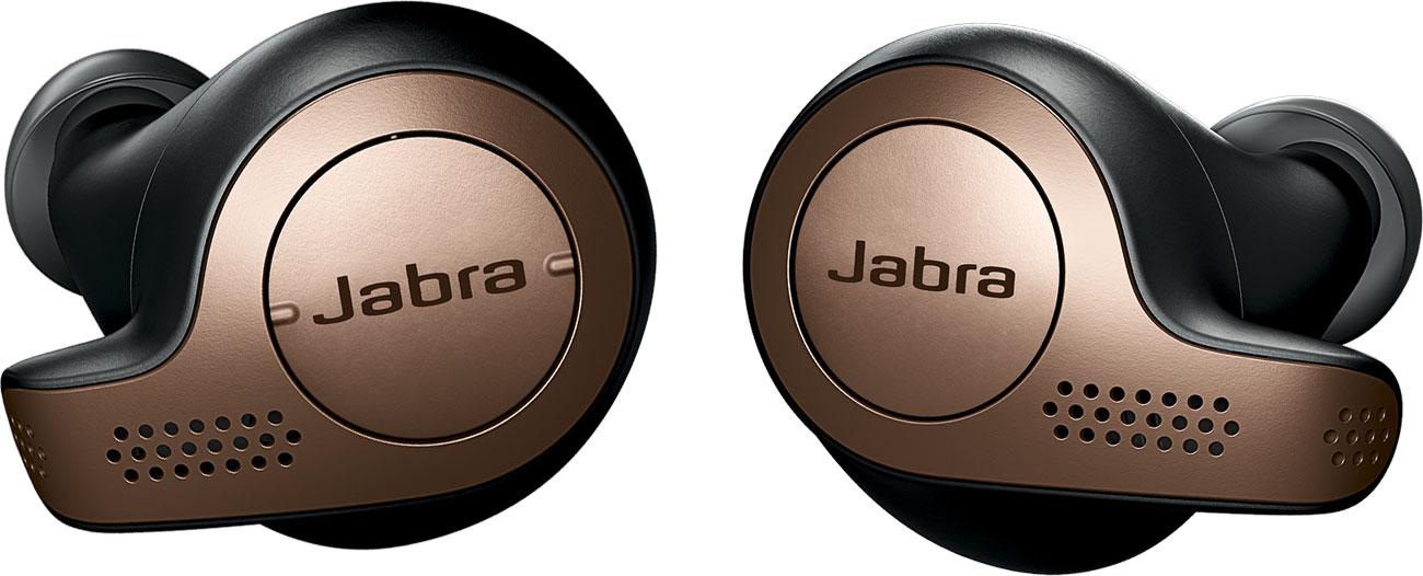 Słuchawki True Wireless Jabra Elite 65t miedziane