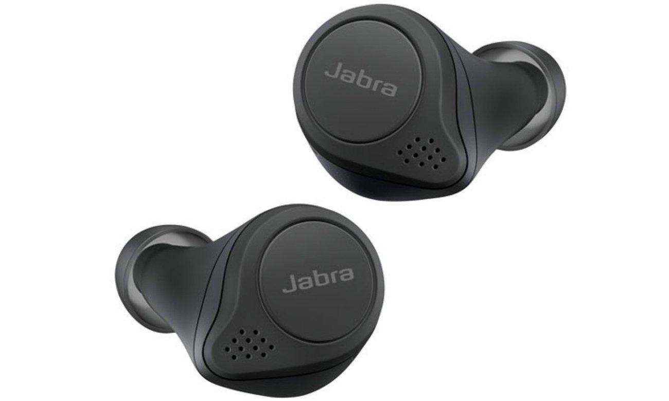 Słuchawki bezprzewodowe Jabra Elite 75t Czarne
