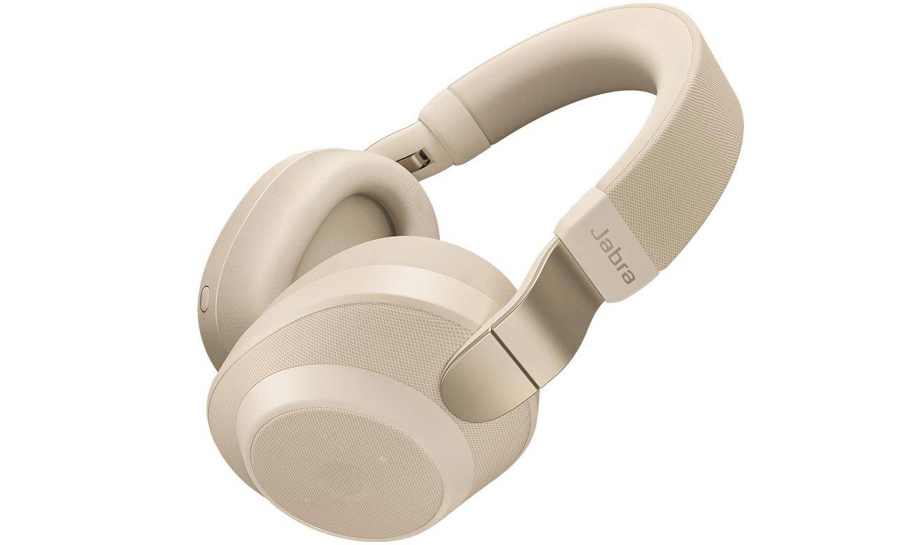 Słuchawki bezprzewodowe Jabra Elite 85h Gold Beige