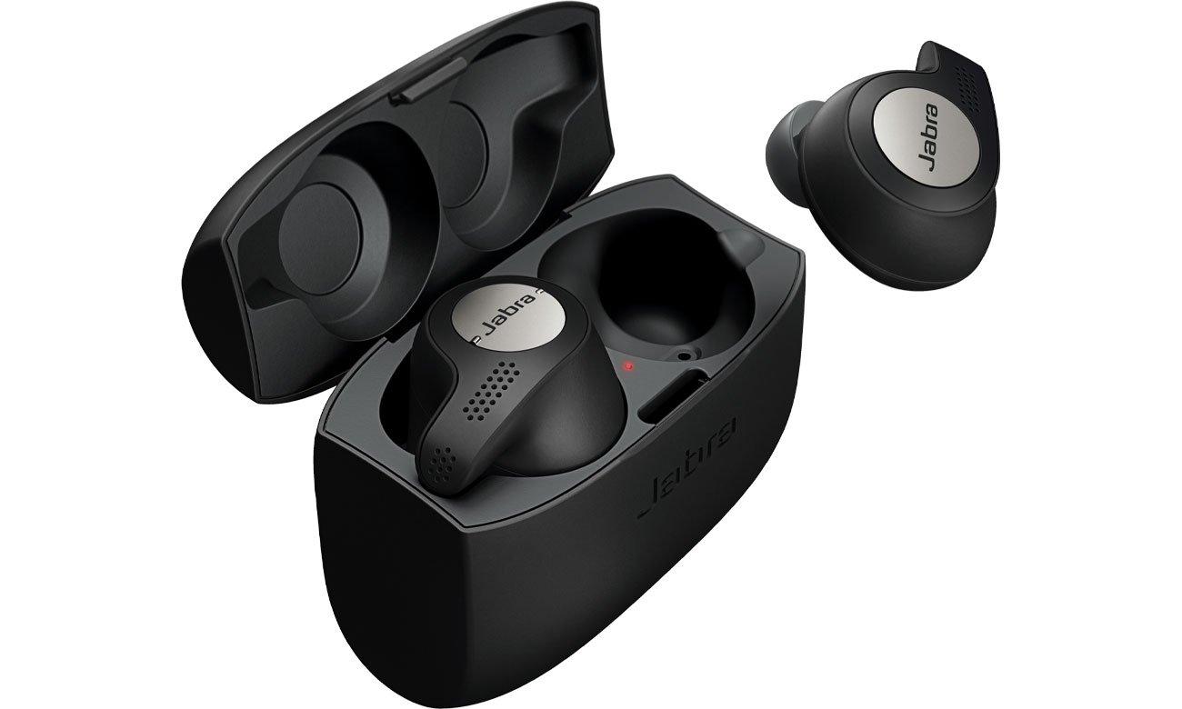 Słuchawki Jabra Elite Active 65t czarne