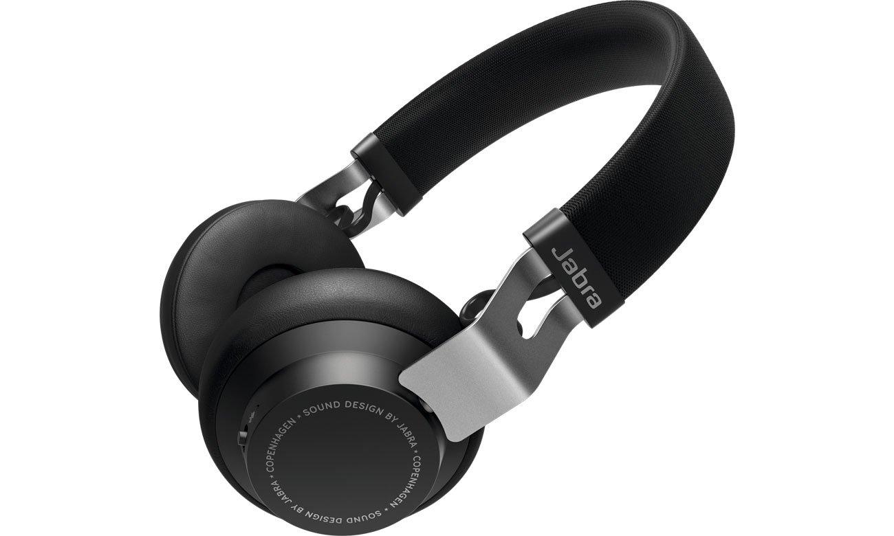 Słuchawki bezprzewodowe Jabra Move Wireless czarne