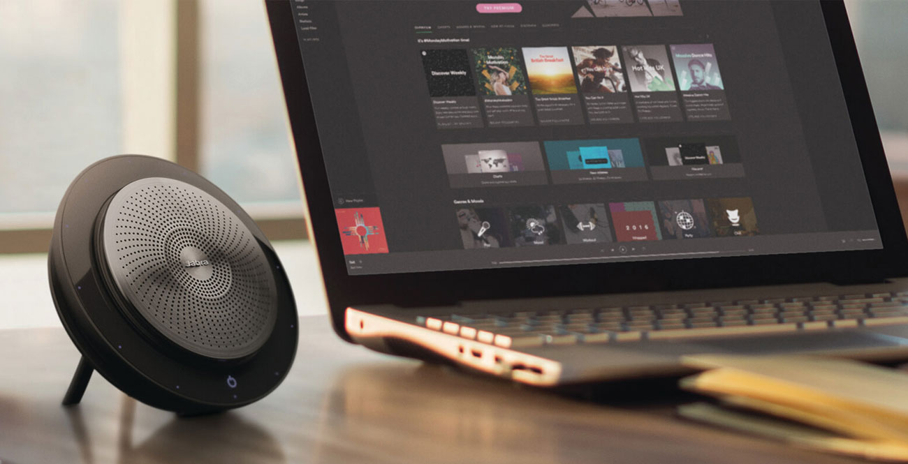 Zestaw Konferencyjny Jabra Speak 710 MS USB/BT Link 370 7710-309
