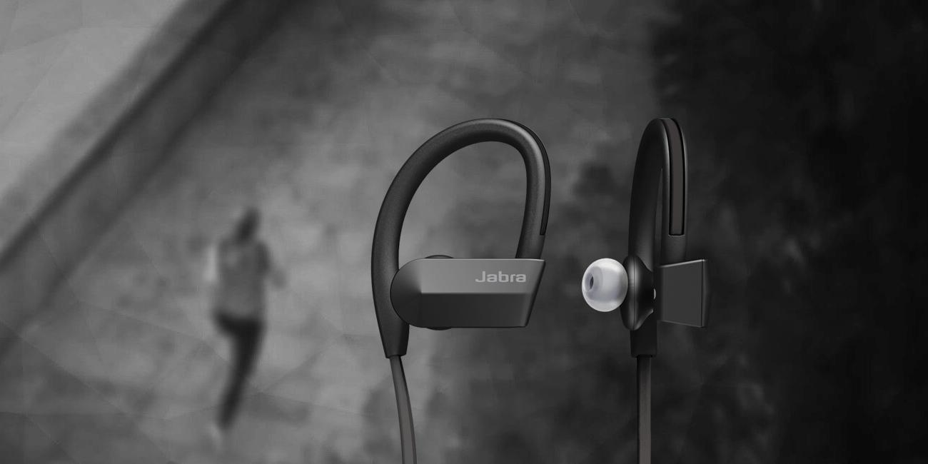 Słuchawki bezprzewodowe Jabra Sport Pace czarny