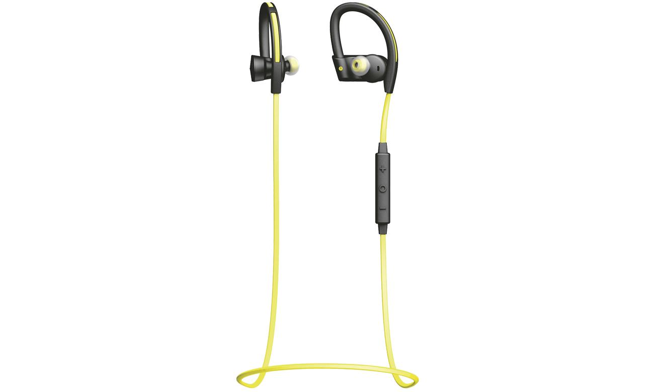 Słuchawki Jabra Sport Pace czarno-żółte 100-97700000-02