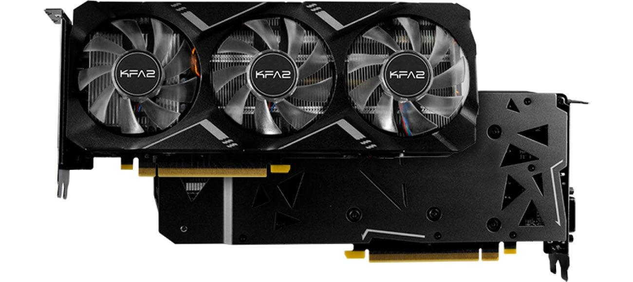 KFA2 GeForce RTX 2060 SUPER Gamer 1-Click OC -