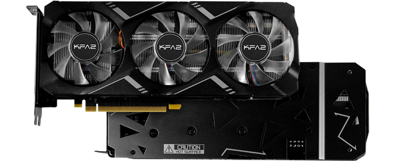 KFA2 GeForce RTX 2060 PLUS Gamer 1-Click OC 6GB