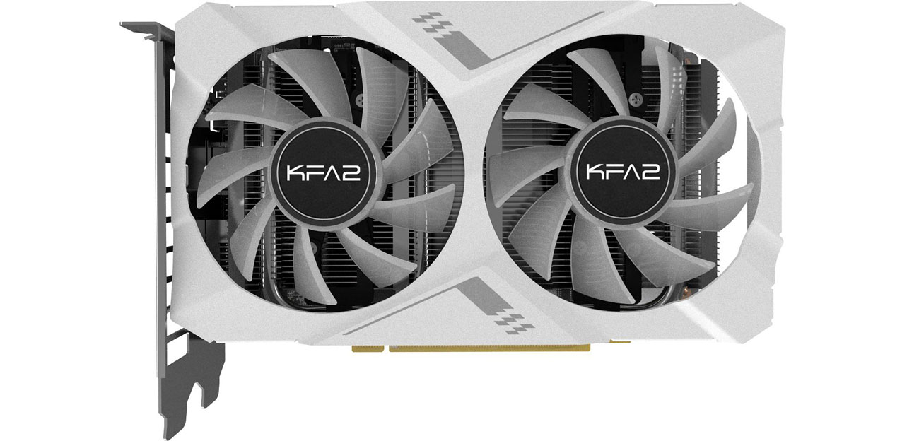 KFA2 GeForce RTX 2060 WHITE Mini