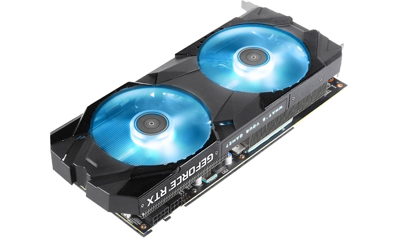 KFA2 GeForce RTX 2070 SUPER EX - Chłodzenie