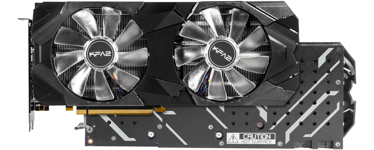 KFA2 GeForce RTX 2070 SUPER EX