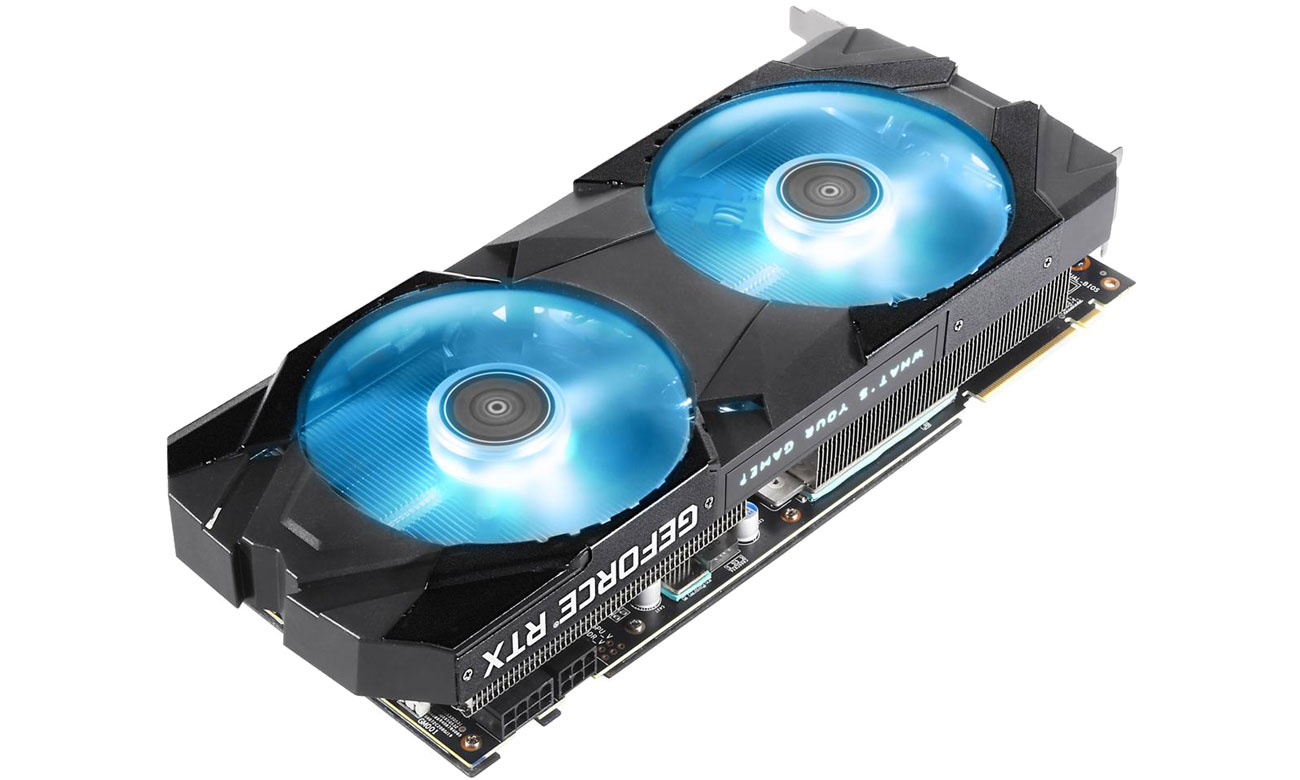KFA2 GeForce RTX 2080 SUPER EX - Chłodzenie