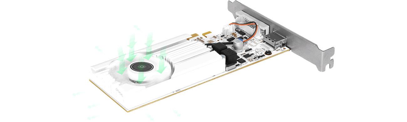 KFA2 GeForce GT 1030 EX OC White