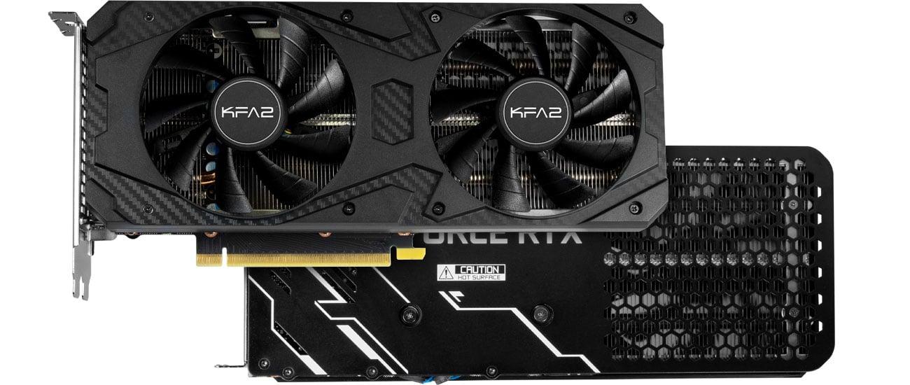 KFA2 GeForce RTX 3060 1-Click OC 12 GB