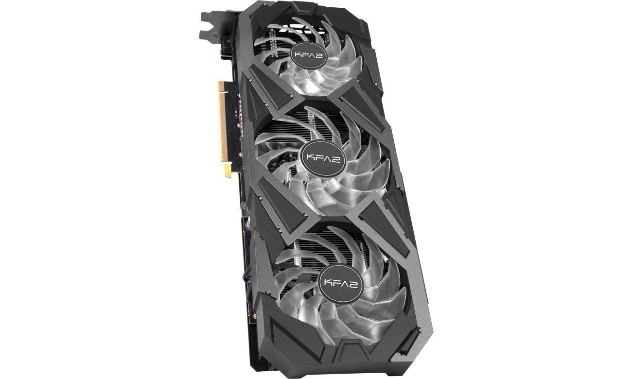 KFA2 GeForce RTX 3070 EX Gamer 1-Click OC 8GB