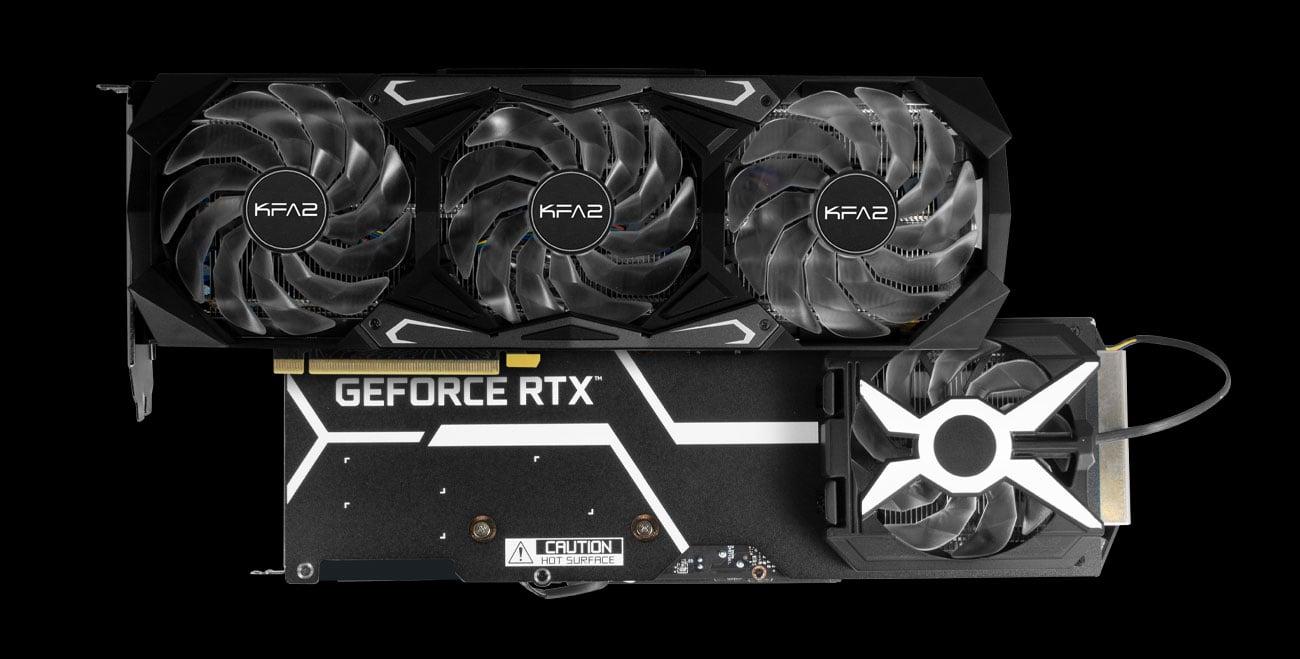 KFA2 GeForce RTX 3080 Ti SG 12 GB