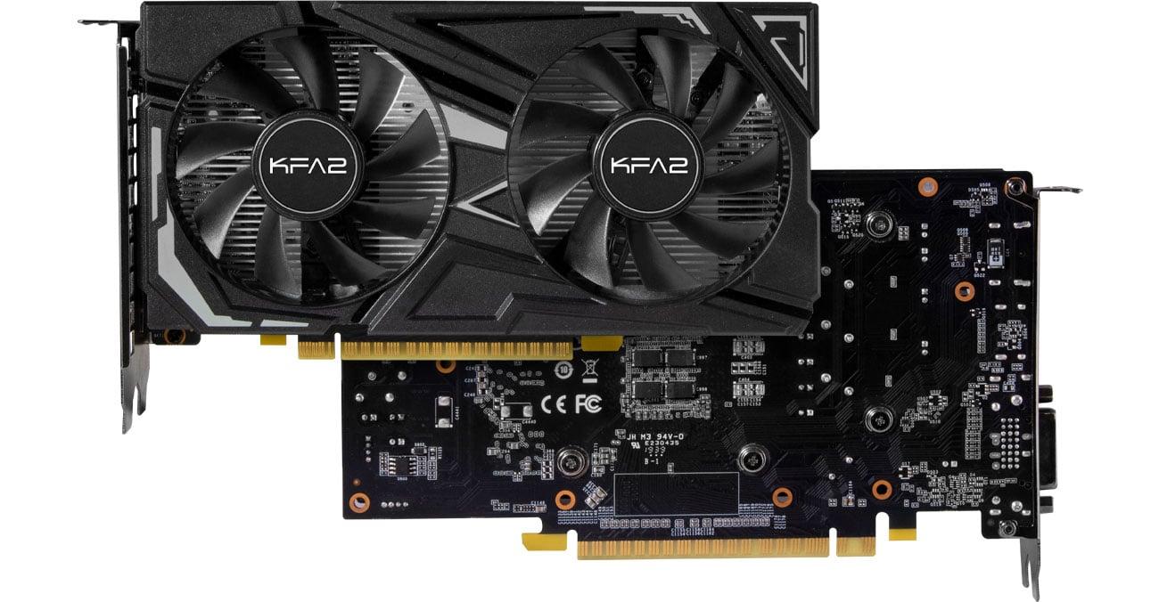 KFA2 GeForce GTX 1650 SUPER EX 1-Click OC -