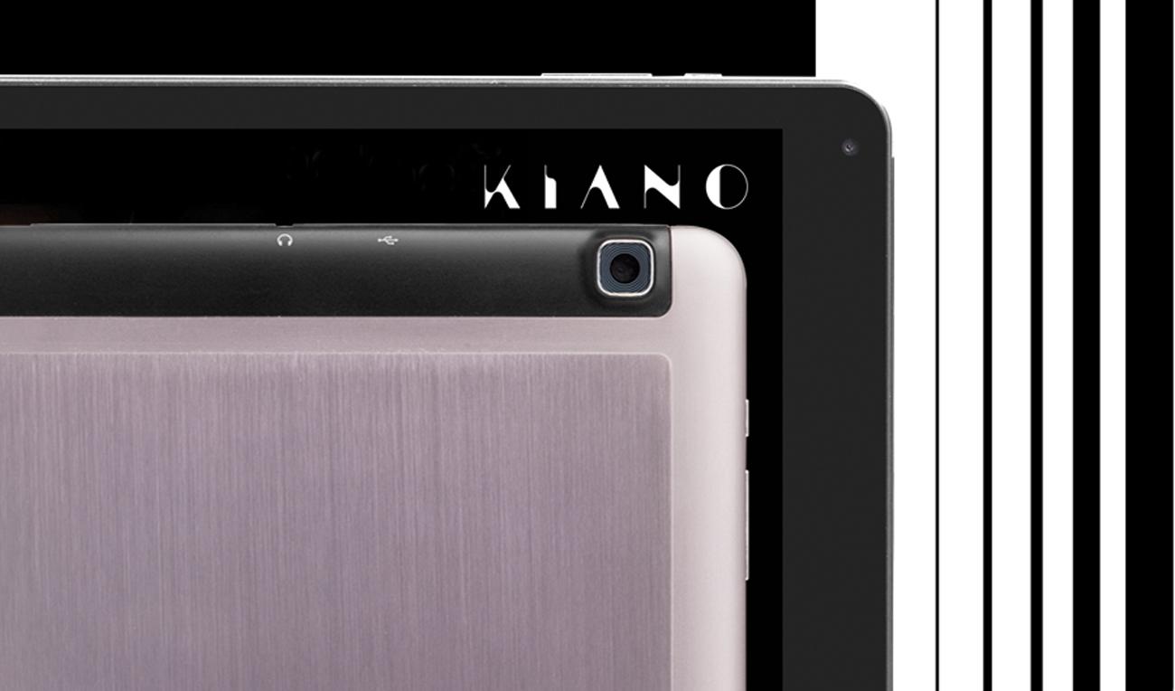 tablet Kiano Elegance 10.1 kamera główna 2.0 Mpix