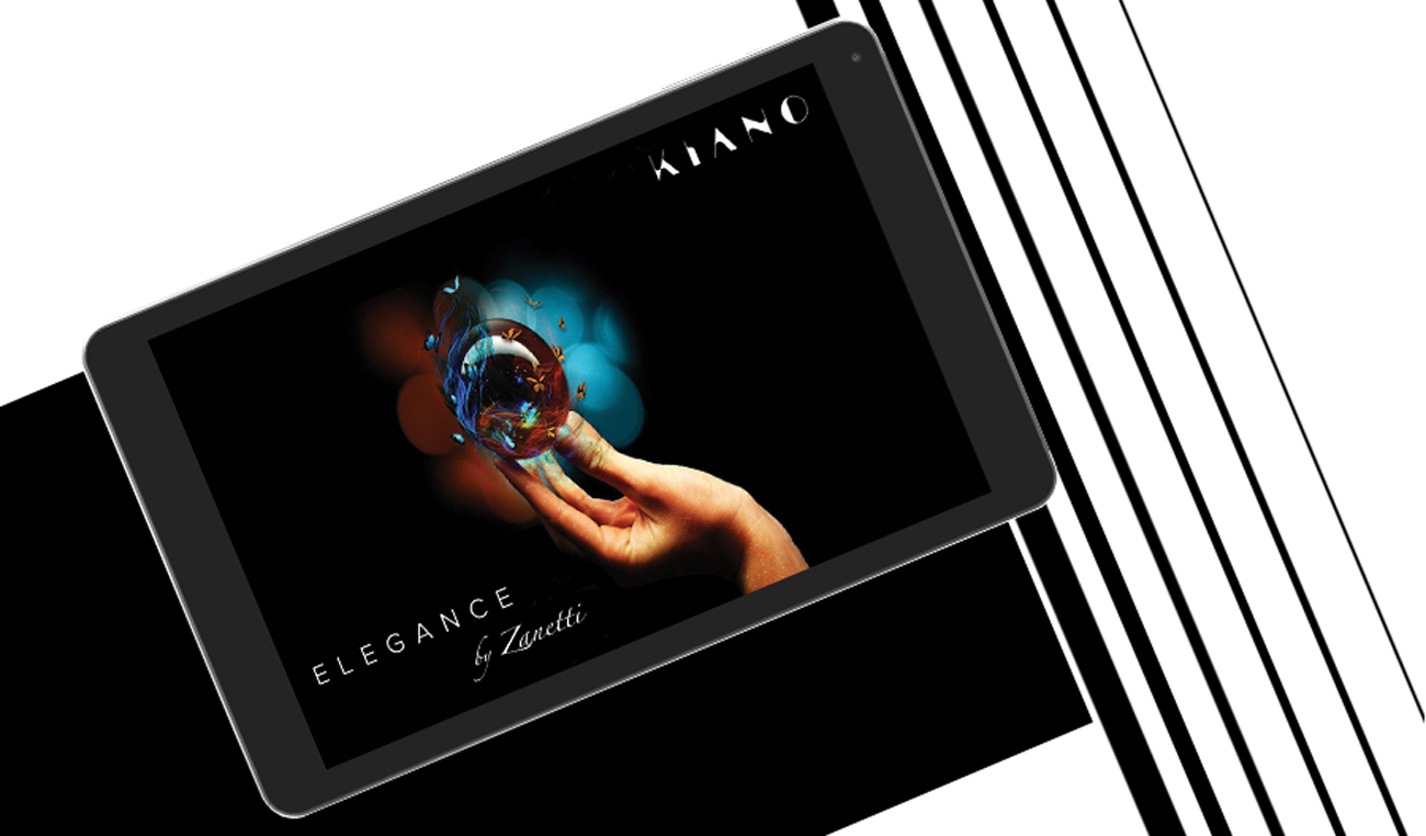 tablet Kiano Elegance 10.1 system android 4.4 kit kat