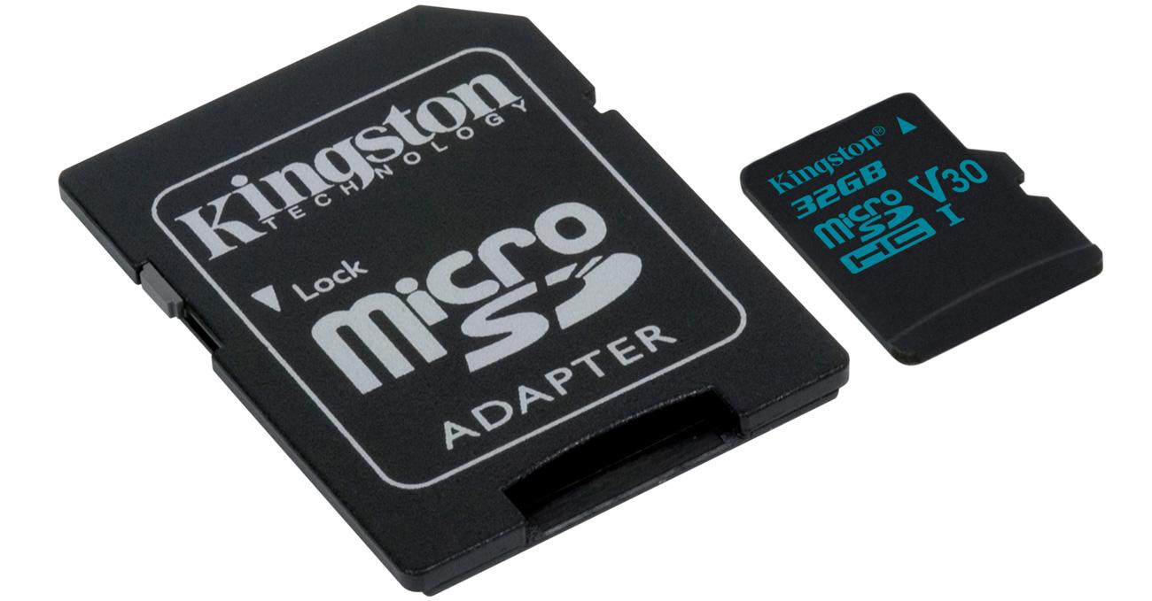 Karta microSD Canvas Go!