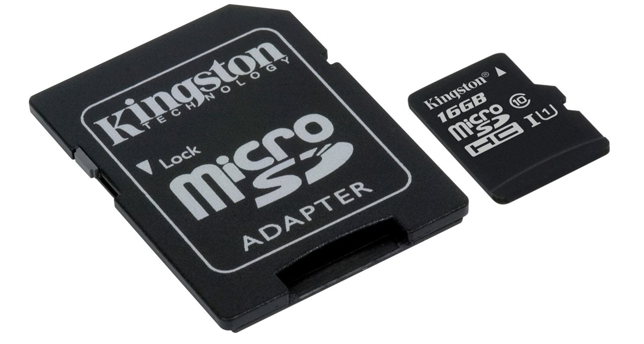 Karta microSD Kingston Canvas Select
