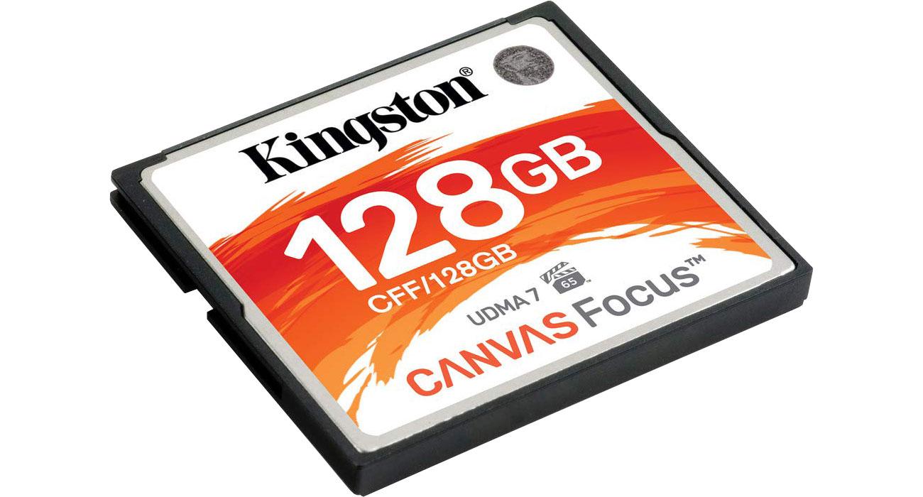 Kingston Canvas Focus