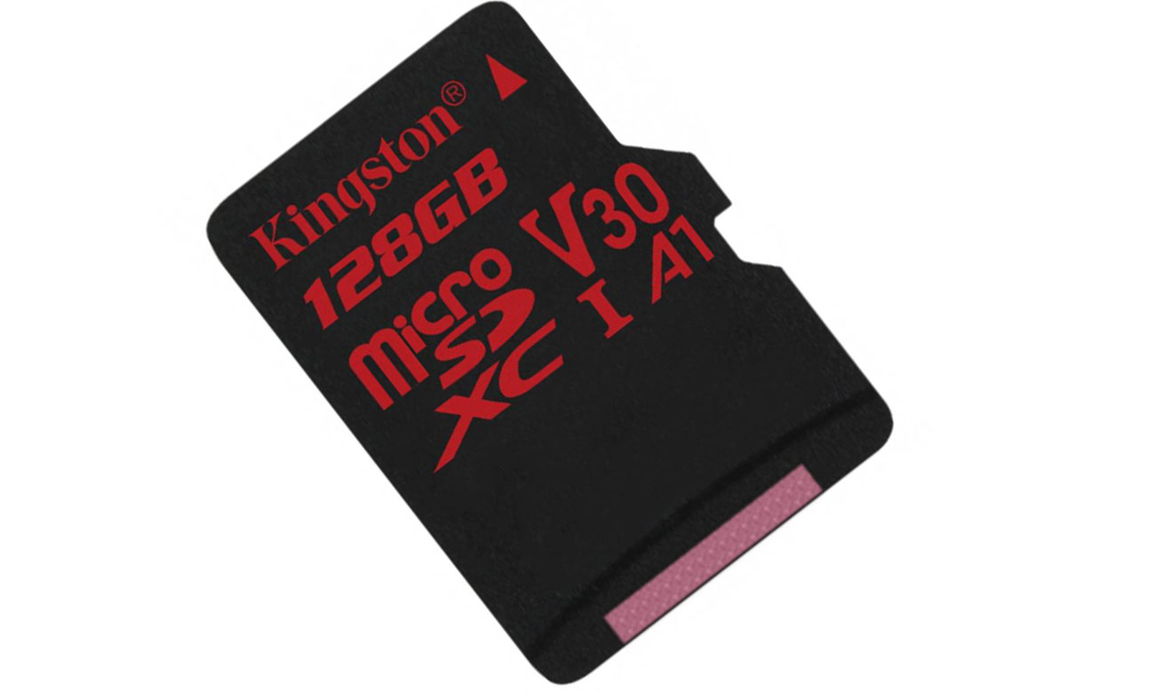 Karta microSD Kingston Canvas React 128GB