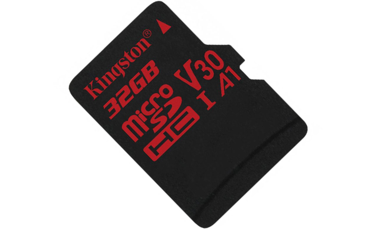 Karta microSD Kingston Canvas React 32GB