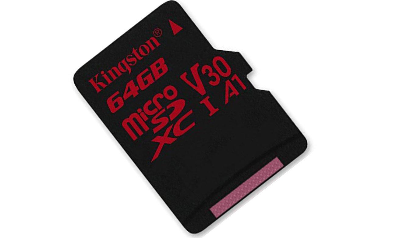 Karta microSD Kingston Canvas React 64GB