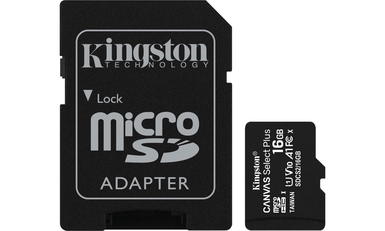 Kingston SDCS2/16GB - Adapter