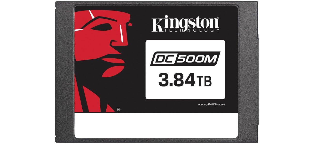 Dysk SSD Kingston 3840GB 2,5'' SATA SSD DC500M