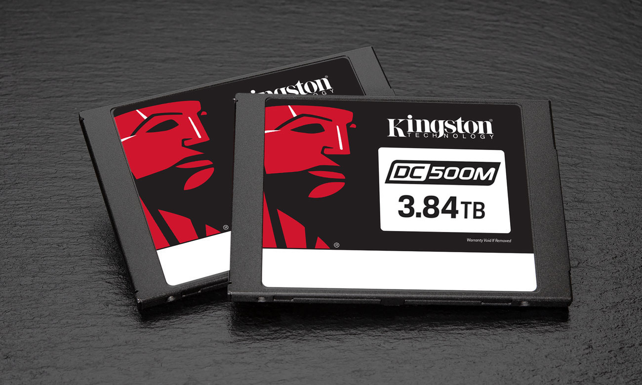 Kingston Dyski SSD