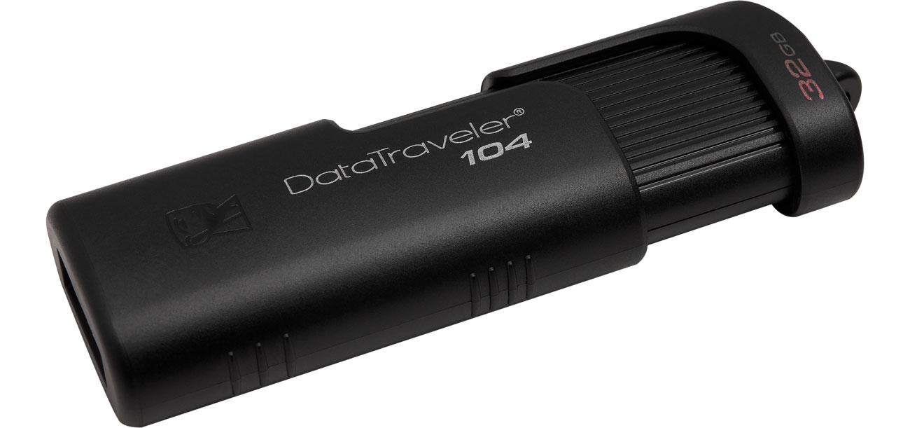 Pendrive (pamięć USB) Kingston 32GB DataTraveler 104 (USB 2.0) DT104/32GB
