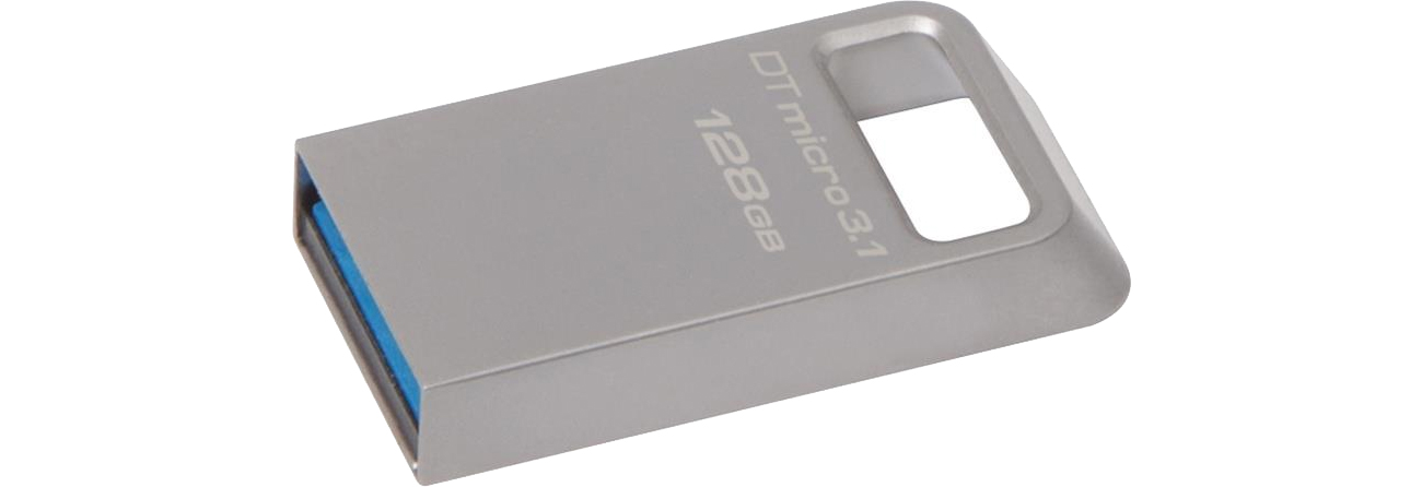 Pamięć PenDrive USB Kingston 128GB DataTraveler Micro