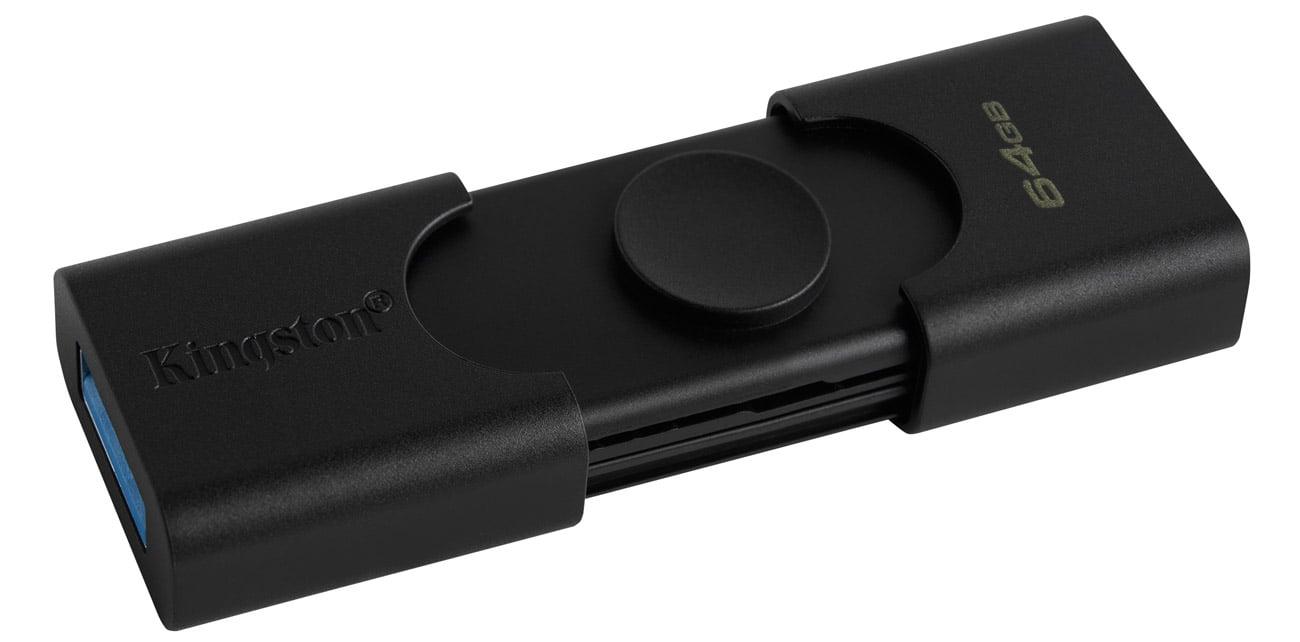 Pamięć flash Kingston DataTraveler Duo USB-C 64GB