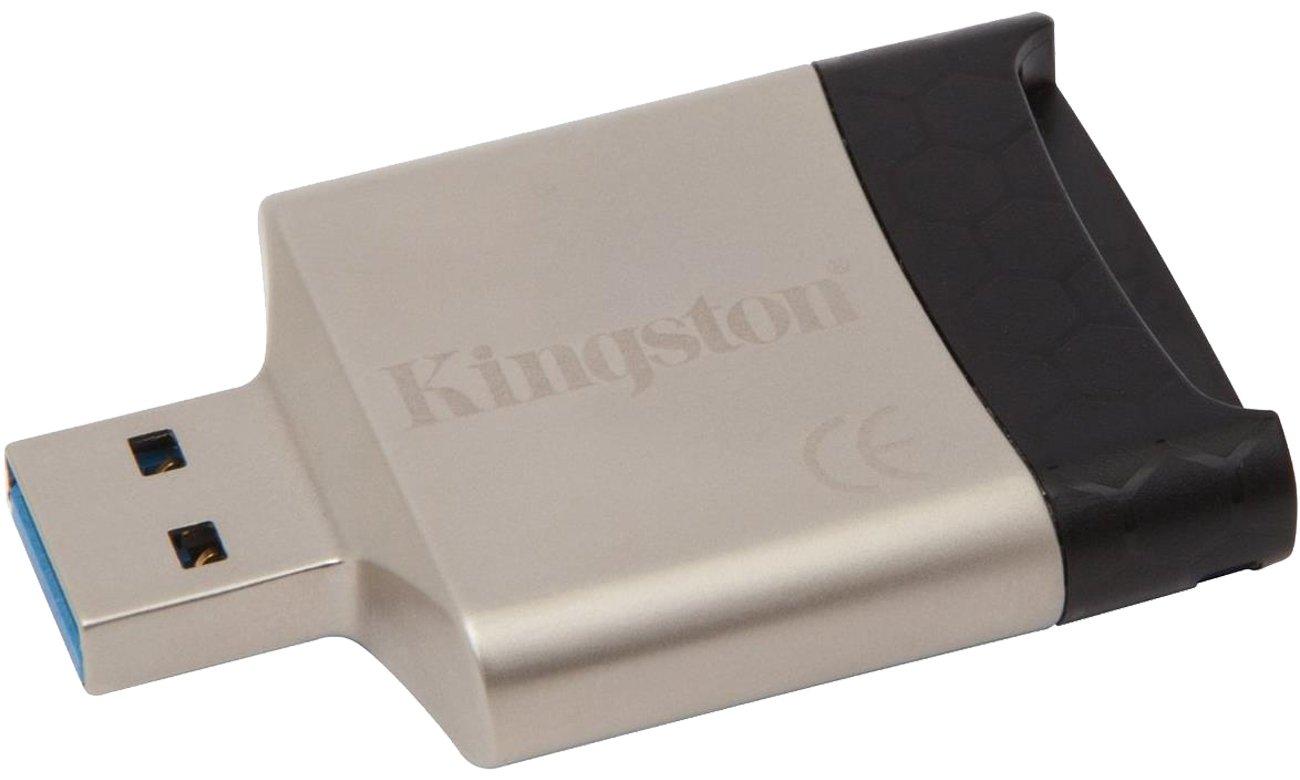 Czytnik kart pamięci USB Kingston MobileLite G4