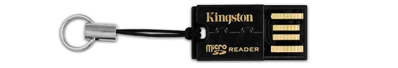 Kingston FCR-MRG2 niewielki rozmiar