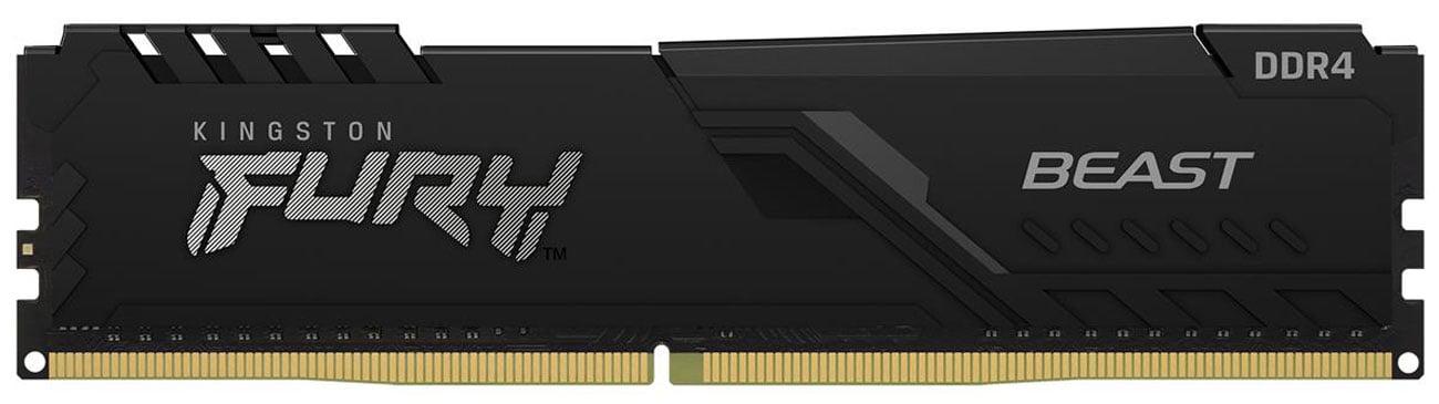 Pamięć RAM DDR4 Kingston FURY Beast Black