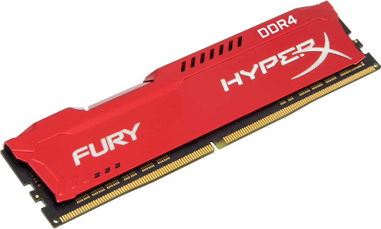 HyperX FURY Red CL16 HX426C16FR2/8