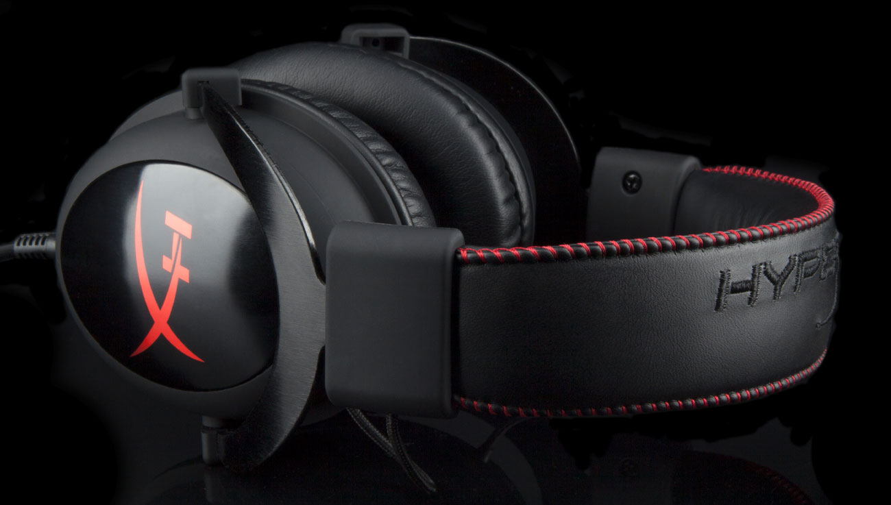 HyperX Cloud Headset komfort wygoda