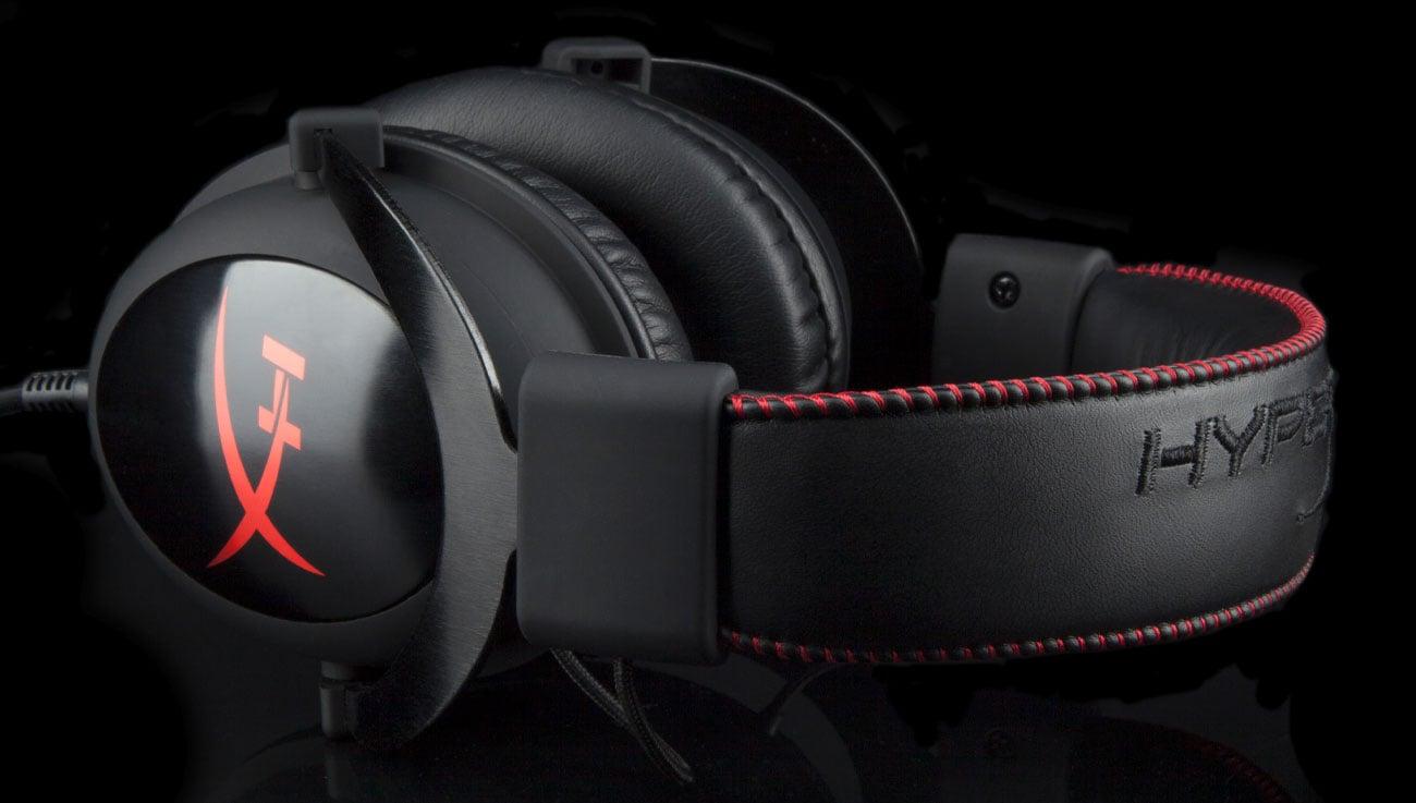 HyperX Cloud Headset komfort wygoda