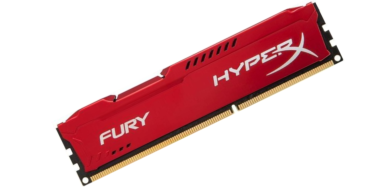 HyperX Fury Red