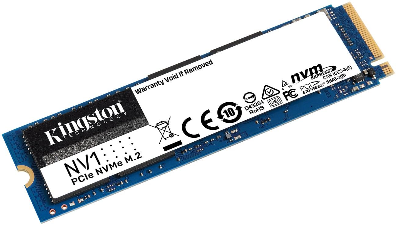Dysk SSD M.2 Kingston PCIe NVMe NV1 1 TB