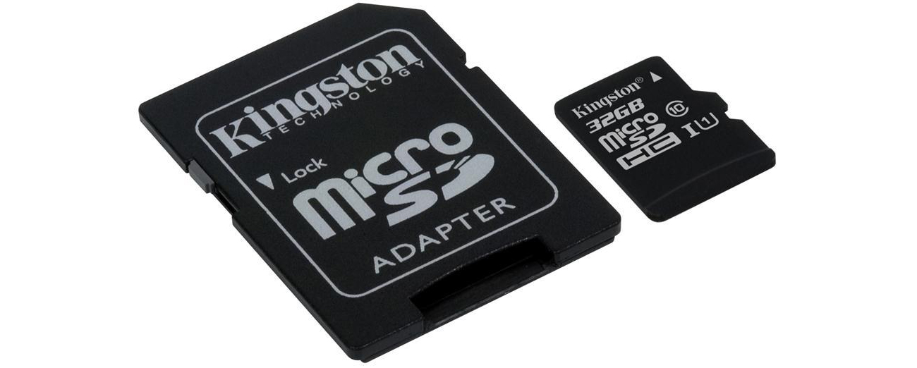 Karta pamięci Kingston 32GB microSDHC