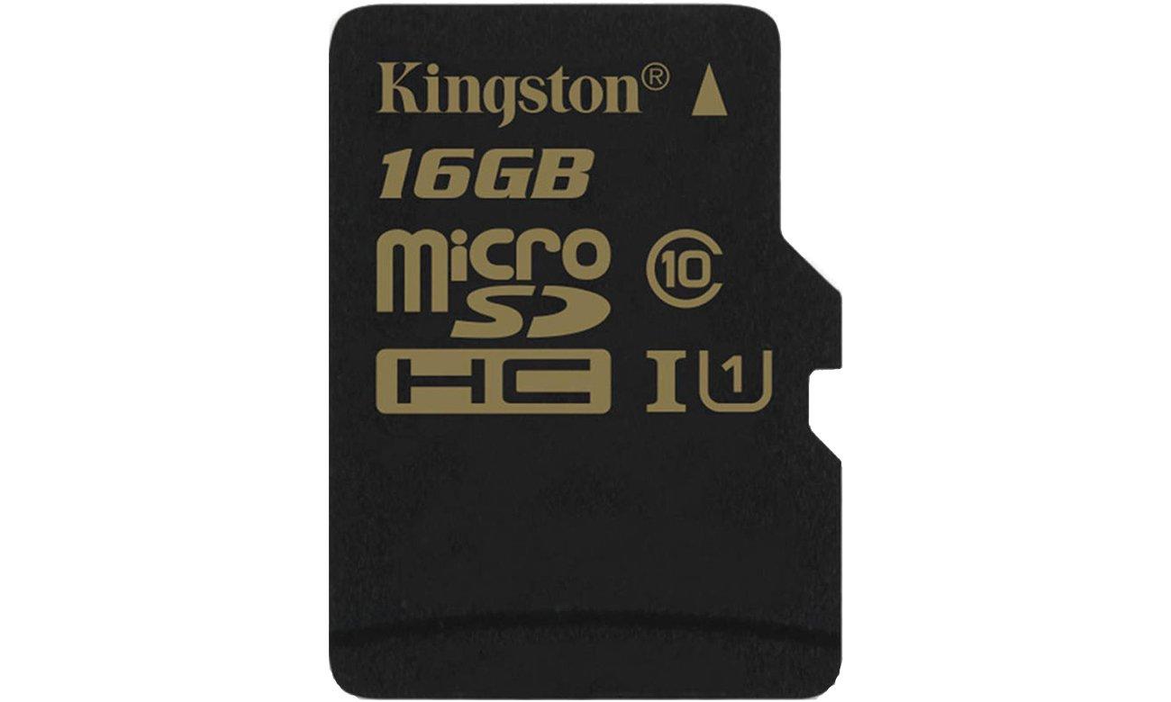 Kingston SDCA10 16GB microSDHC Class10