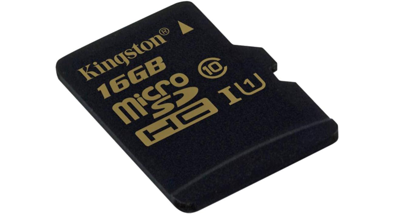 Karta pamięci microSD Kingston SDCA10 16GB