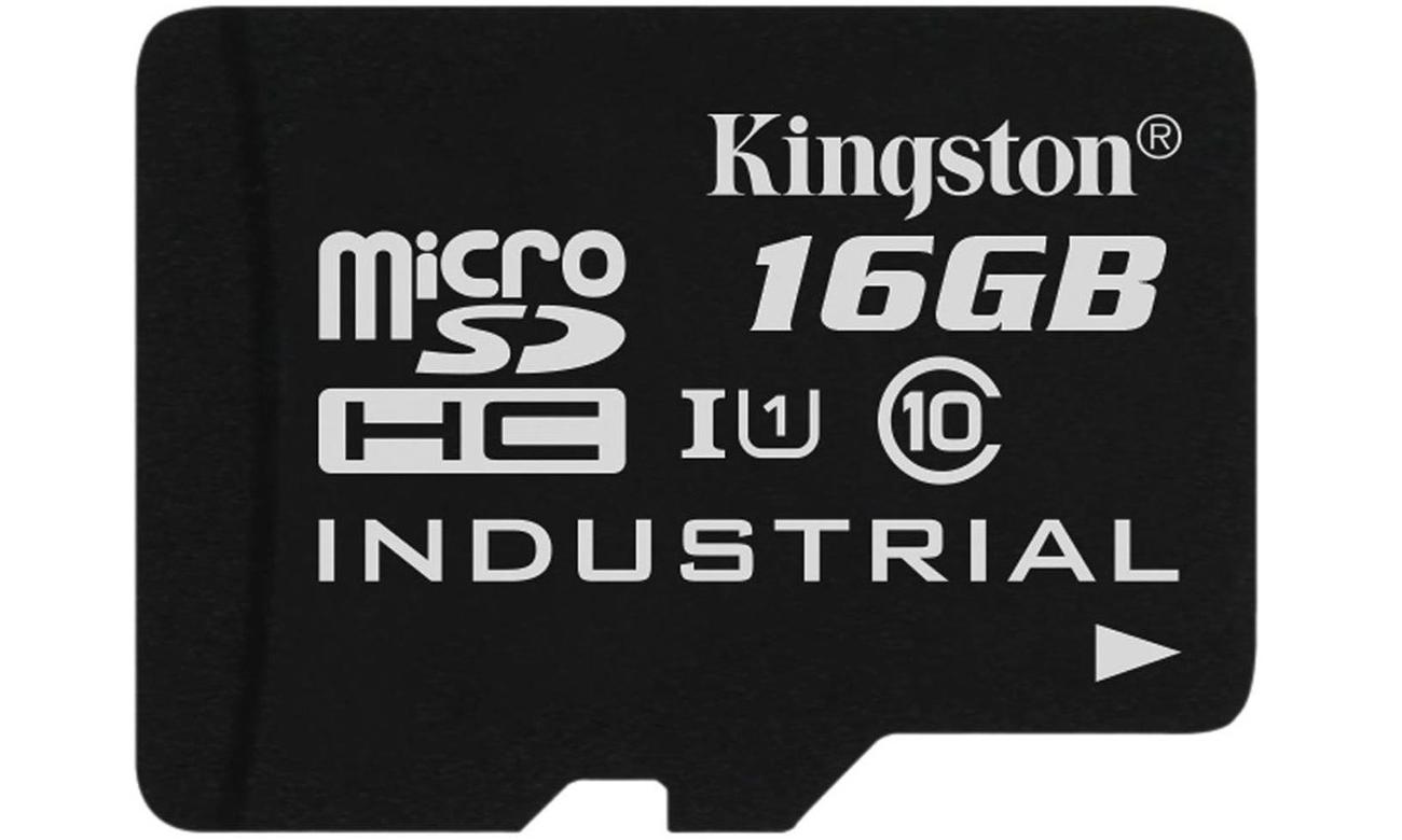Kingston 16GB microSDHC UHS-I Industrial