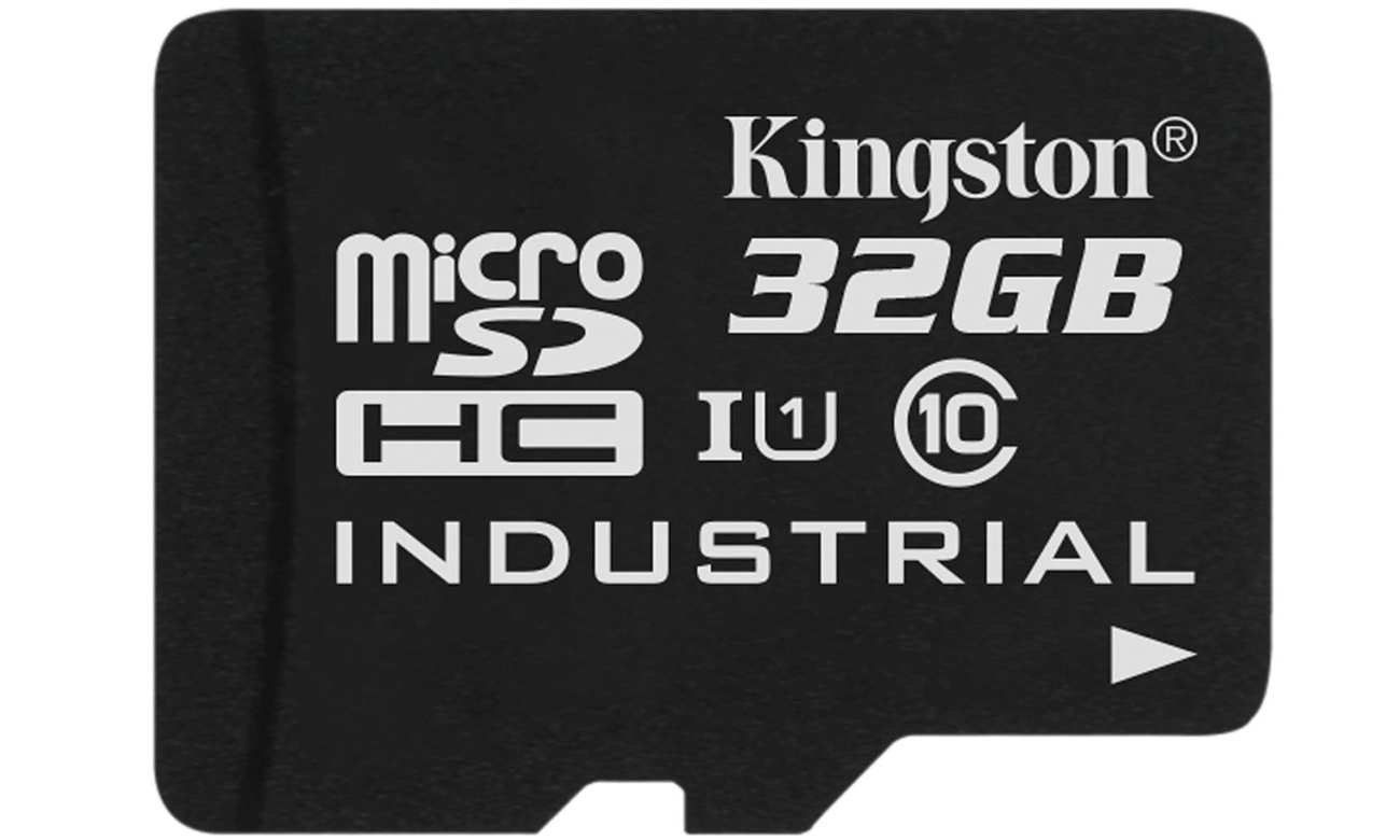 Kingston 32GB microSDHC UHS-I Industrial
