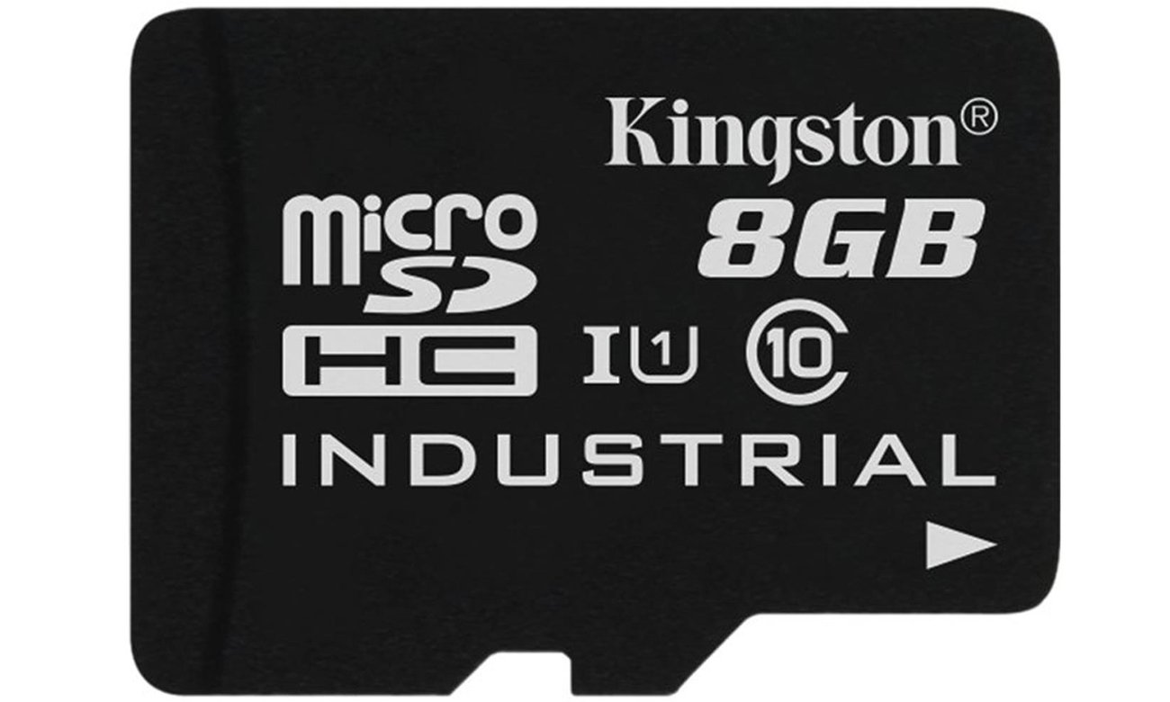 Kingston 8GB microSDHC UHS-I Industrial